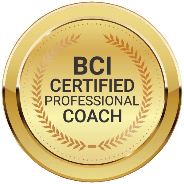 Certificate of BCI Professional Coach