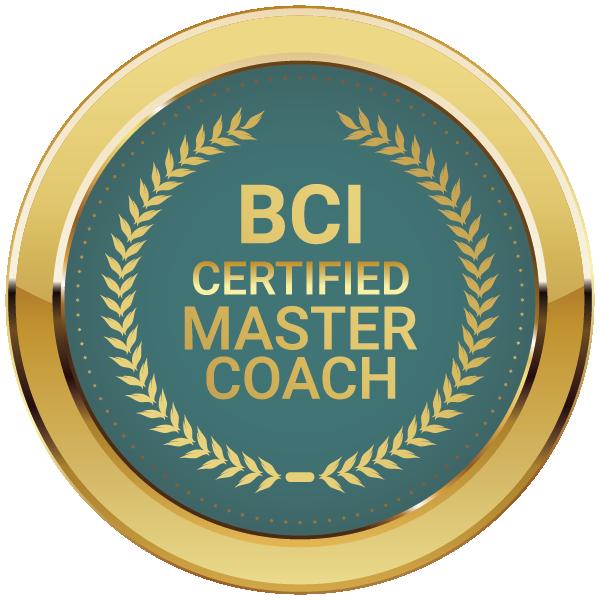Certificate of BCI Master Coach